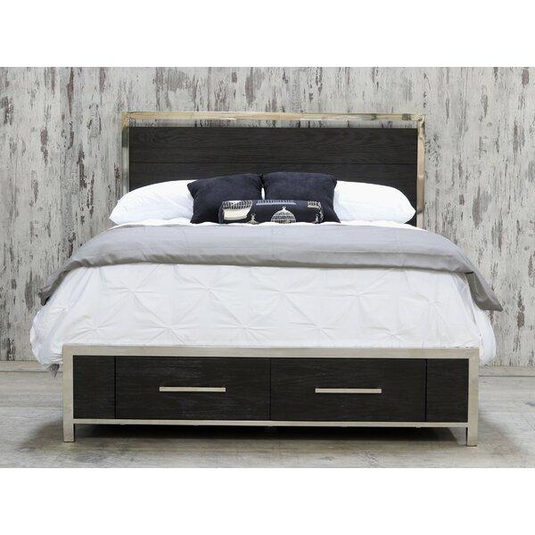 Brinley Storage Standard Bed by Home Image