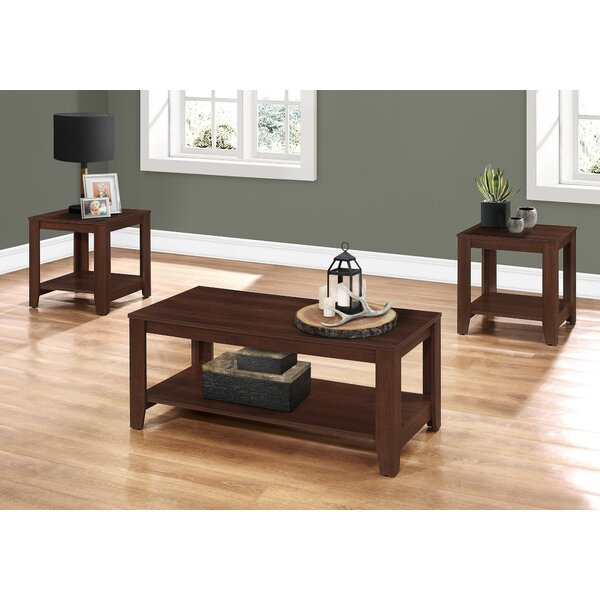 Bungay 3 Piece Coffee Table Set by Winston Porter Winston Porter