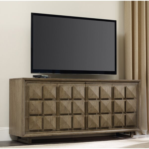 74 TV Stand by Hooker Furniture