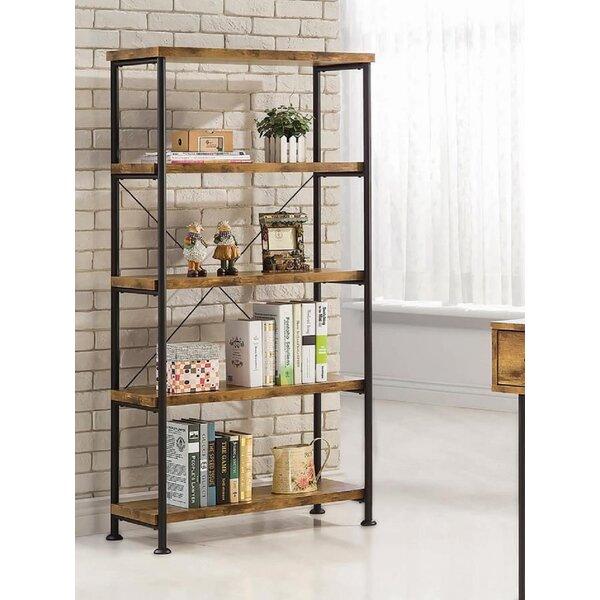 Open Standard Bookcase By Gracie Oaks