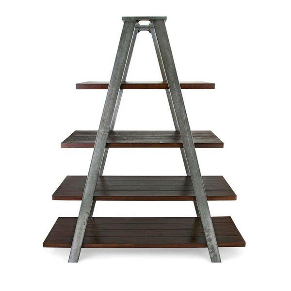 Blondelle Ladder Bookcase by 17 Stories
