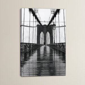'Apex Brooklyn Bridge' Photographic Print by Trent Austin Design