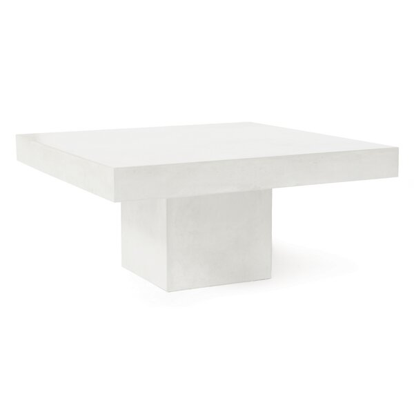 Provence Concrete Coffee Table by Seasonal Living