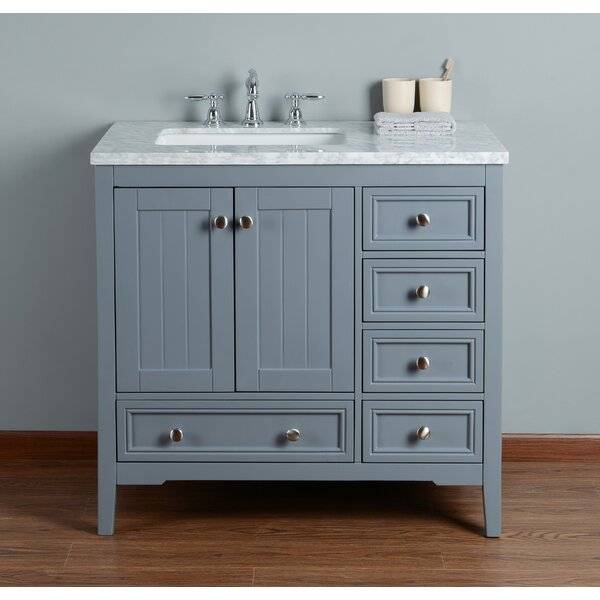 Murawski 36 Single Bathroom Vanity Set by Beachcrest Home
