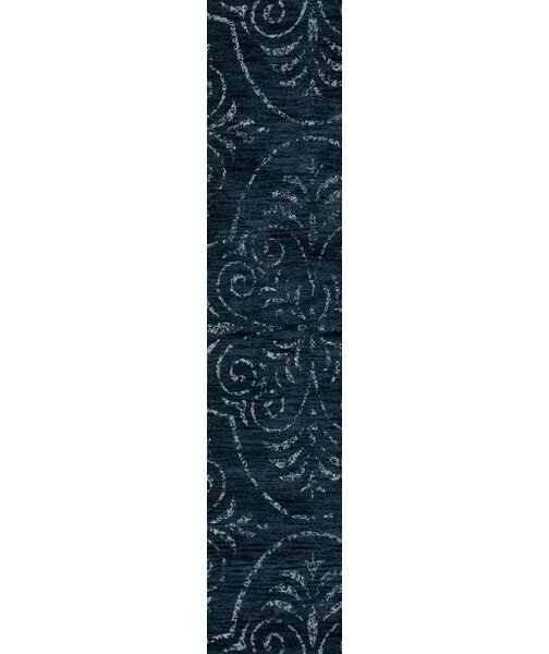 Elkton Wool Blue Area Rug