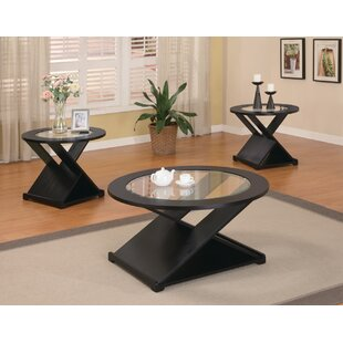 Compare Amalga 3 Piece Coffee Table Set By Wildon Home ®