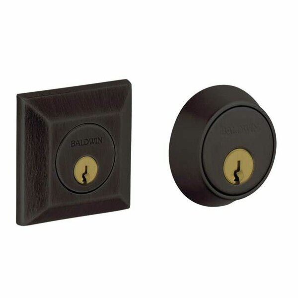Cody Squared Double Cylinder Deadbolt by Baldwin