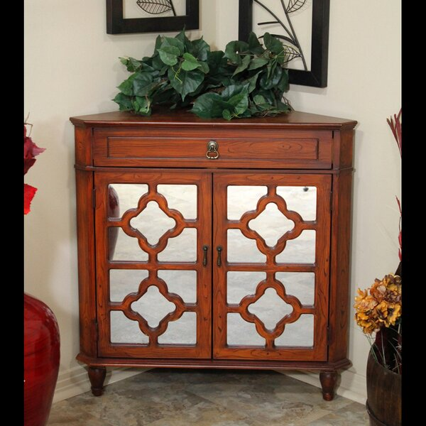Nalley 1 Drawer 2 Door Accent Cabinet by Bungalow Rose