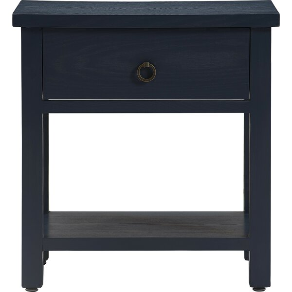 Stange End Table by Gracie Oaks