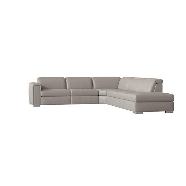 Lorenzo 5 Piece Reclining Sectional Set By Palliser Furniture