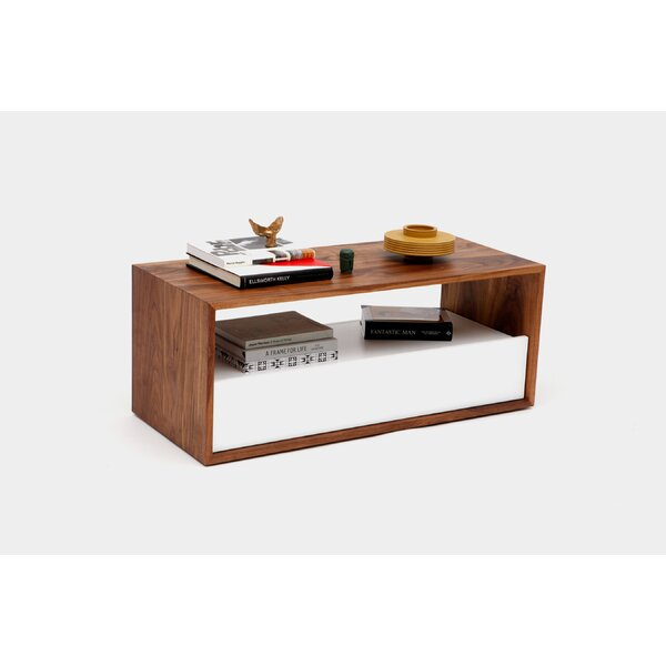 THN Solid Wood TV Stand For TVs Up To 55