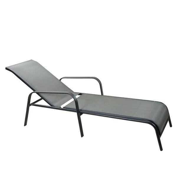 Bjarne Reclining Chaise Lounge by Red Barrel Studio