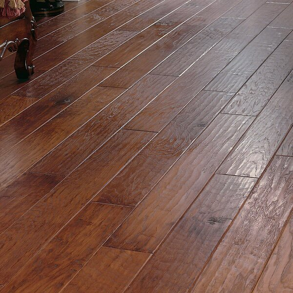 5 Engineered Hickory Hardwood Flooring in Gentry by Virginia Vintage