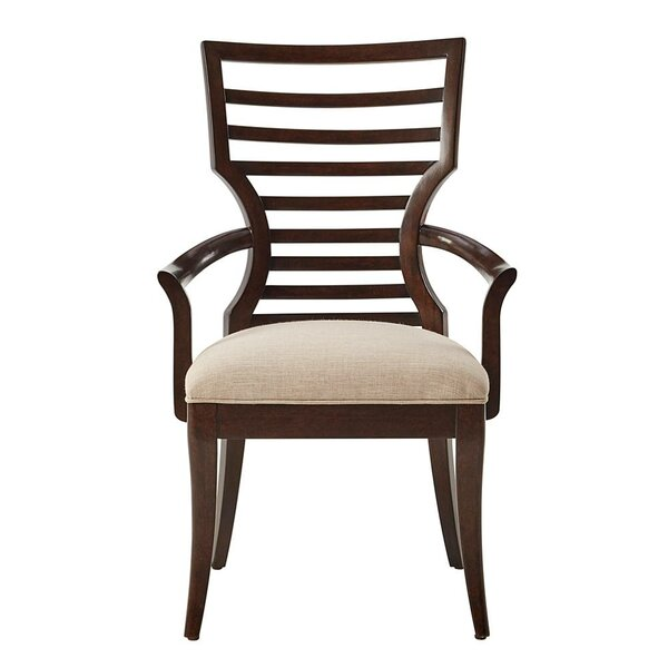 Virage Solid Wood Dining Chair by Stanley Furnitur