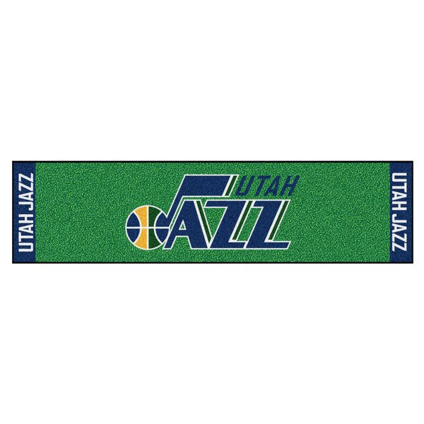 NBA - Utah Jazz Putting Green Doormat by FANMATS
