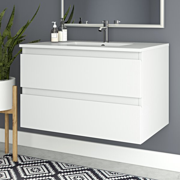 Kizzie 36 Single Bathroom Vanity by Orren Ellis