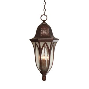 Inexpensive Charlbury 4-Light Outdoor Hanging Lantern By Darby Home Co
