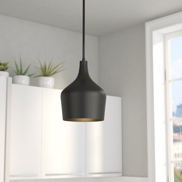 Langley Street Knoxville 1-Light Mini Pendant & Reviews