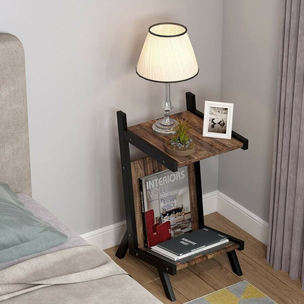 Lisbon End Table by Williston Forge
