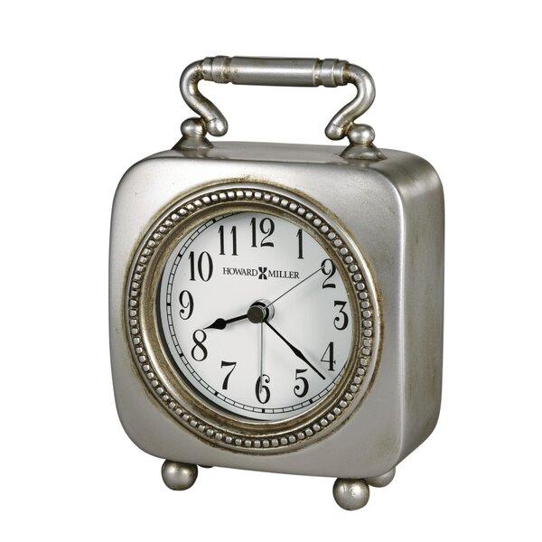 Kegan Alarm Clock by Howard Miller®