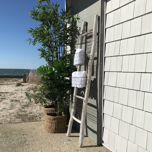 Arick 5.5 ft Decorative Ladder by Gracie Oaks