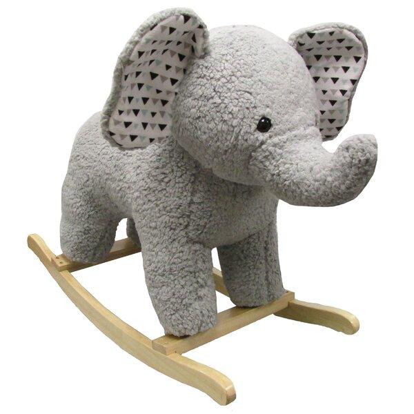 Large Elephant Rocker by Kids Preferred