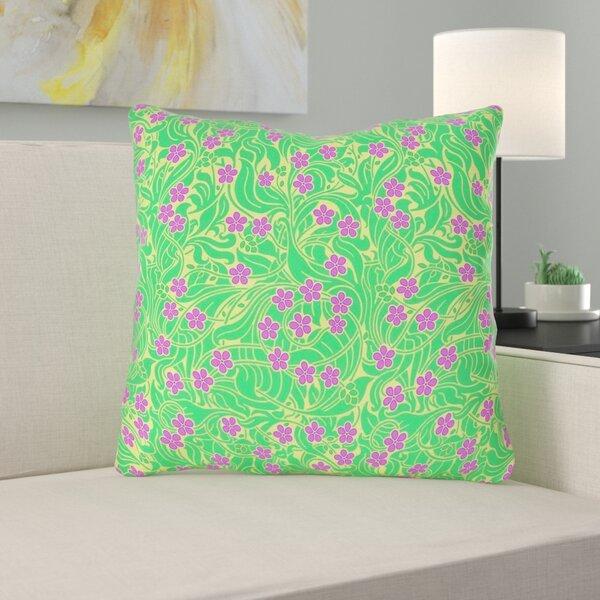 Avicia Outdoor Throw Pillow