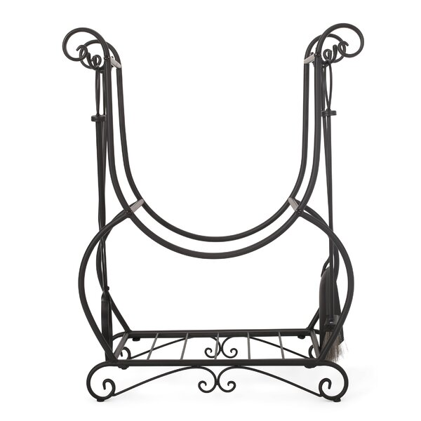 Johnstown 4 Piece Iron Tool Set By Home Loft Concepts
