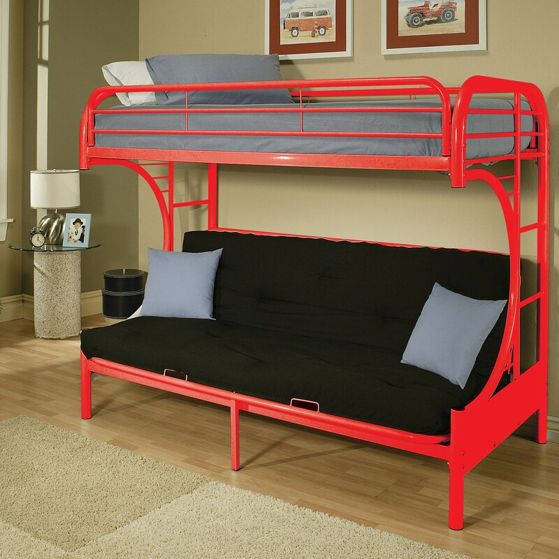 Eclipse Futon Bunk Bed