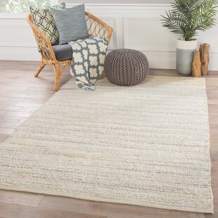 Dow Handwoven Flatweave Gray Area Rug by Bungalow Rose