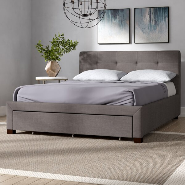 Mizuno Upholstered Storage Platform Bed by Latitude Run