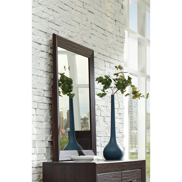 Nova Rectangular Dresser Mirror by Orren Ellis