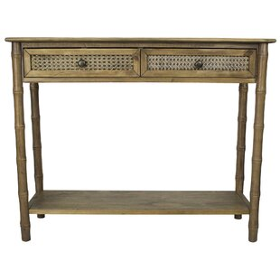 Euclid Console Table ByBay Isle Home