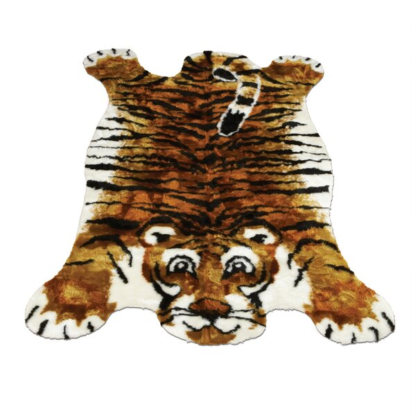Tiger Kids Rug by Walk On Me