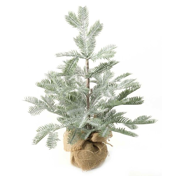 Decorative Arctic 18 Green Fir Trees Artificial Christmas Tree by The Holiday Aisle