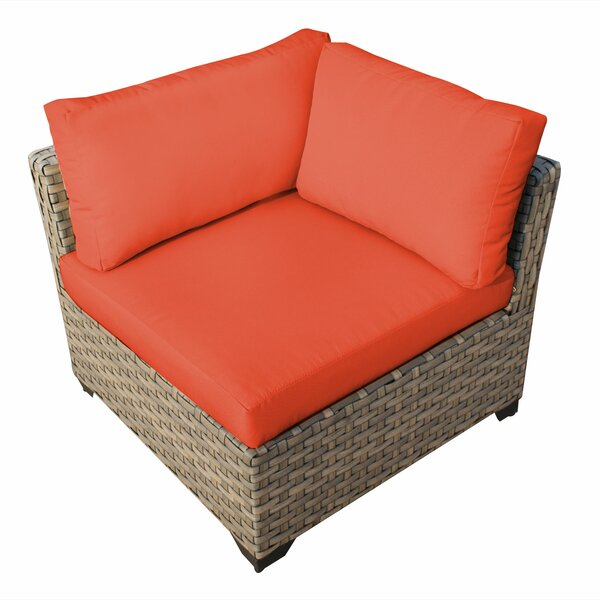 Monterey Patio Chair with Cushions by TK Classics