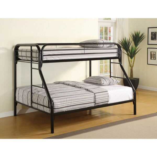 Jenning Classic Twin Over Full Bunk Bed by Zoomie Kids