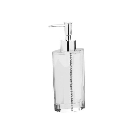 Diamonds Soap Dispenser by Gedy by Nameeks