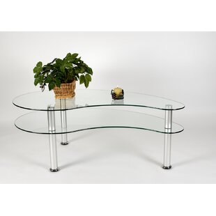 Attrayant 2 Tier Coffee Table
