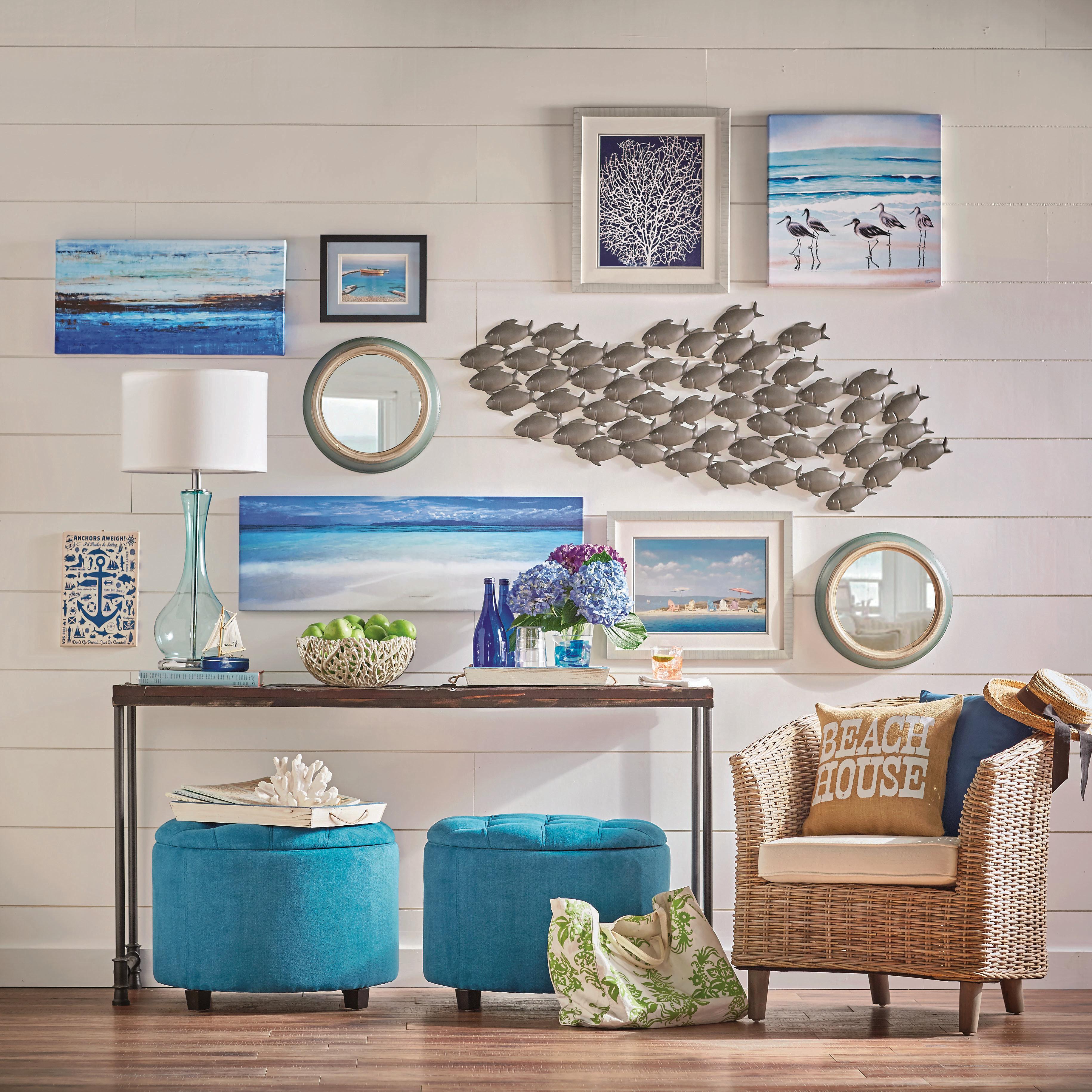 Beachcrest Home Azalea Park Fish Wall Décor & Reviews | Wayfair
