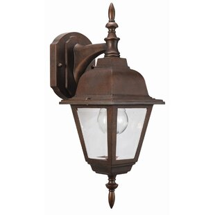 Purchase Maple Street 1-Light Outdoor Wall Lantern By Design House