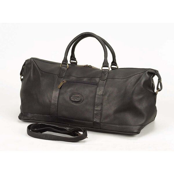 All American 20 Leather Carry-On Duffel by Claire Chase