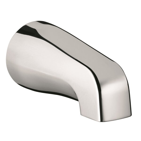 Commercial Wall Mounted Tub Spout Trim with Diverter by Hansgrohe Hansgrohe