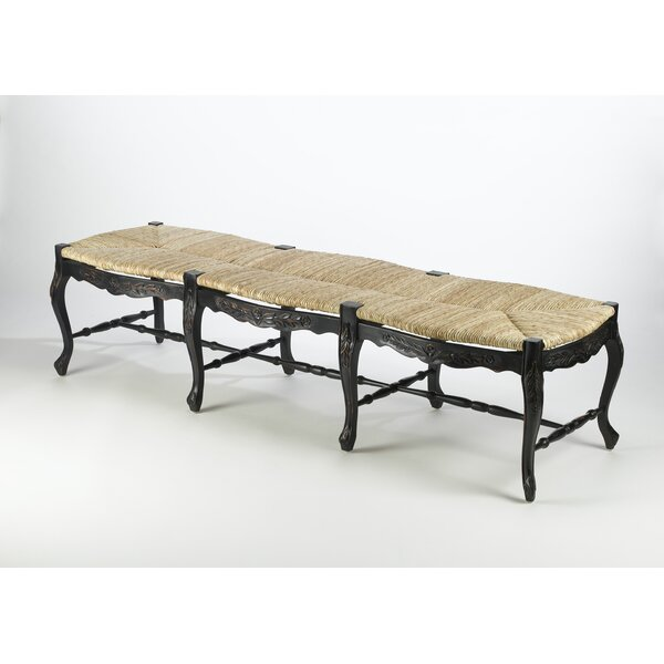 Chesley Upholstered Bench by August Grove