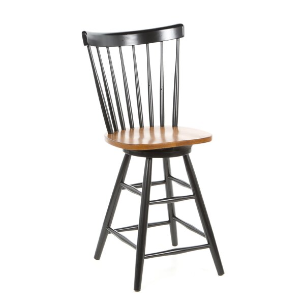 Madison Park 24 Swivel Bar Stool by International Concepts