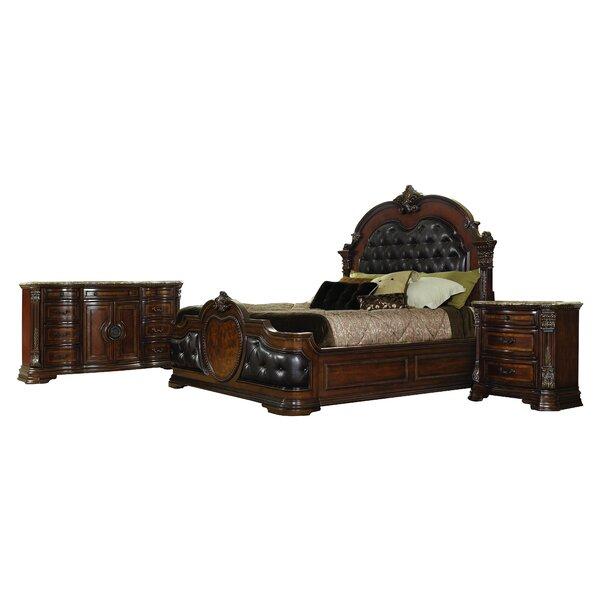 Daniela Standard Configurable Bedroom Set by Astoria Grand