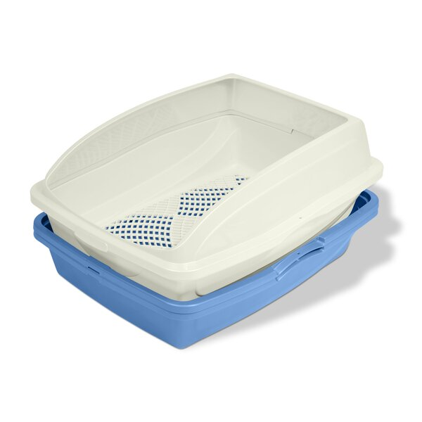Sifting Frame Cat Litter Pan by Van Ness