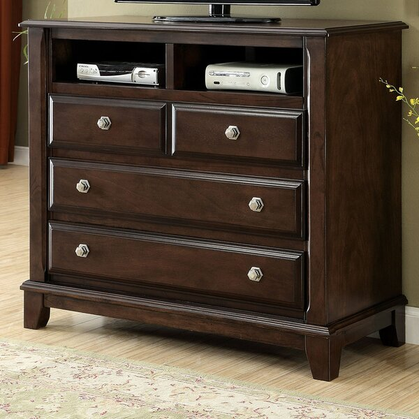 Harvell 4 Drawer Chest by Red Barrel Studio