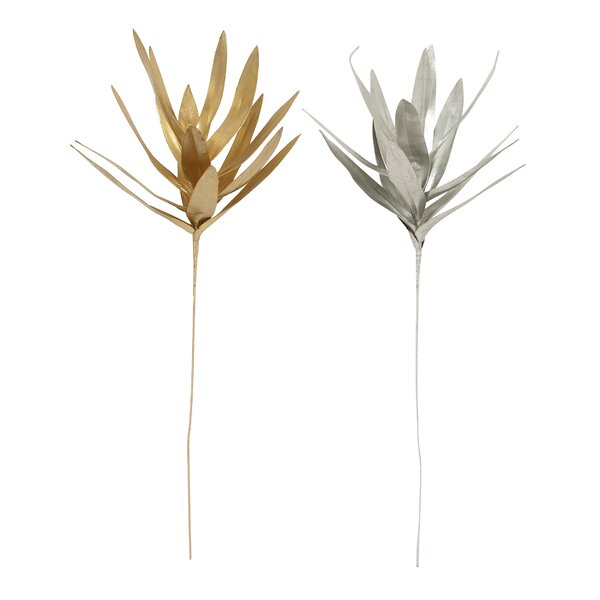 Eva Artificial Flower (Set of 2) by Cole & Grey