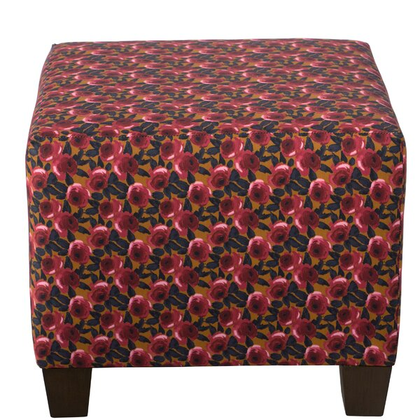 Tilda Ottoman by Bungalow Rose